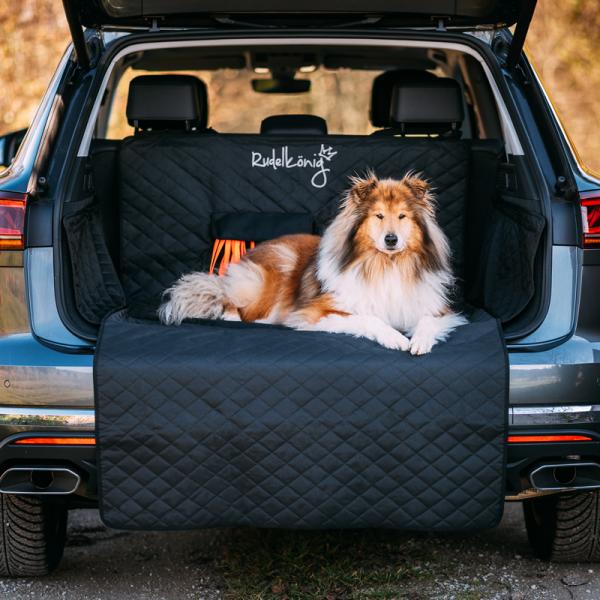 Rudelkönig Kofferraumschutz gesteppt