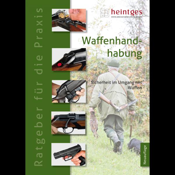 "Buch ""Handbuch Waffenhandhabung"""