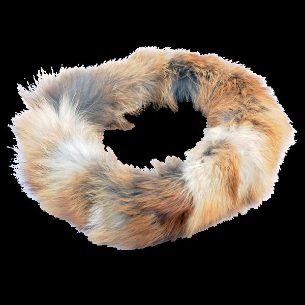 Fellwechsel - Stirnband aus Fuchsfell