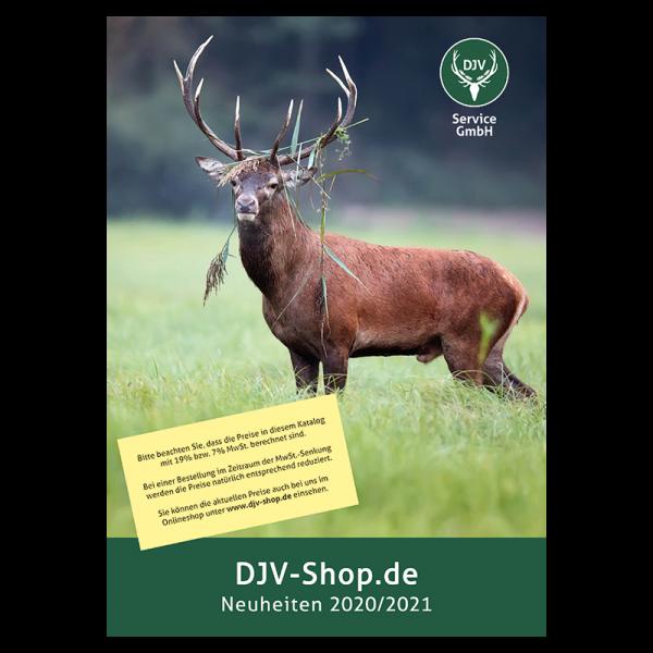 DJV-Service Neuheiten Broschüre 2020/2021