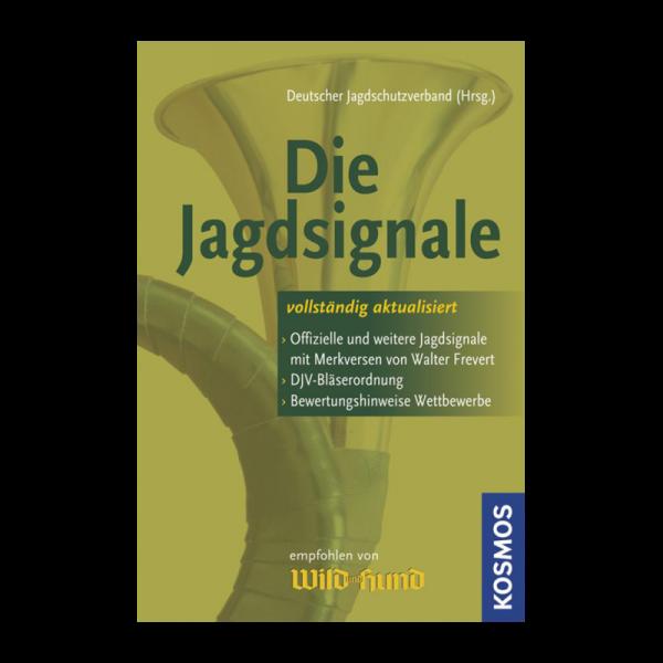 """Buch """"Die Jagdsignale"""""""