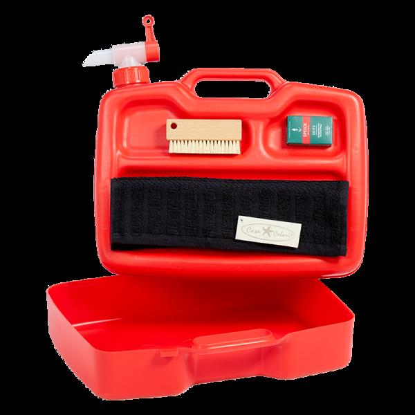 Cleanbox - die multifunktionale Waschbox