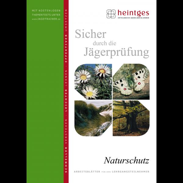 "Arbeitsblätter Jägerprüfung ""Naturschutz"""