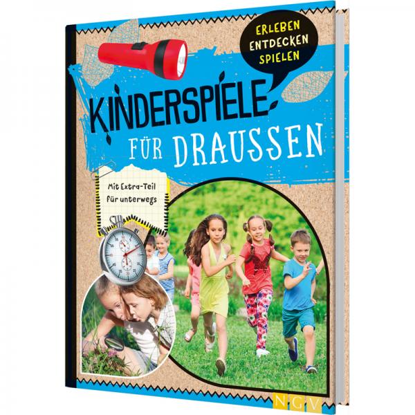 """Kinderbuch """"Kinderspiele für draussen"""""""