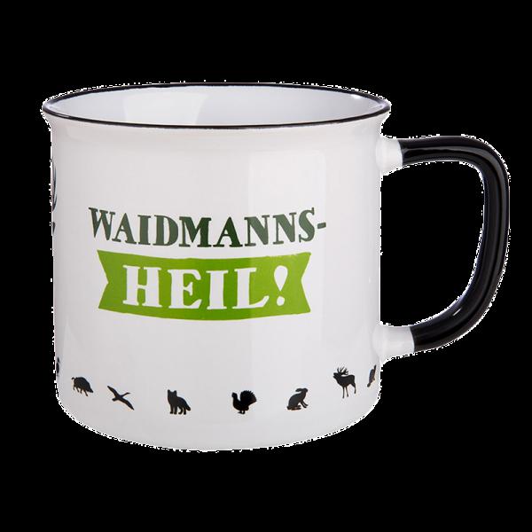 """Tasse """"Waidmannsheil"""""""