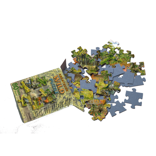 Abenteuer Wild - Das Puzzle