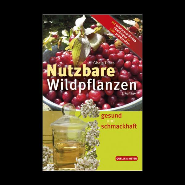 """Buch """"Nutzbare Wildpflanzen"""""""