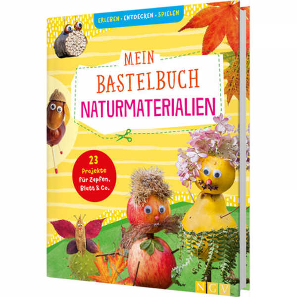 """Buch """"Mein Bastelbuch Naturmaterialien"""""""