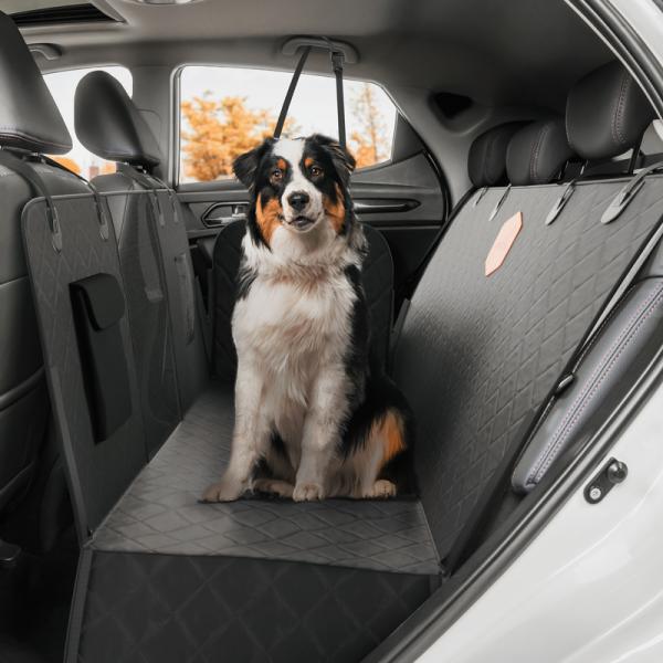Rudelkönig Hunde-Rücksitzschutz