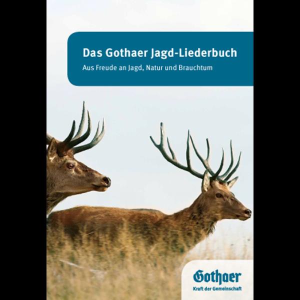 "Broschüre ""Das Gothaer Jagd-Liederbuch"""
