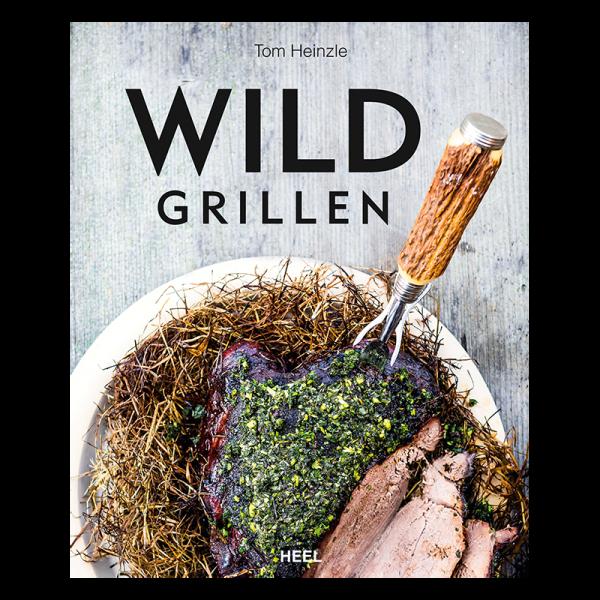 "Kochbuch ""Wild grillen"""