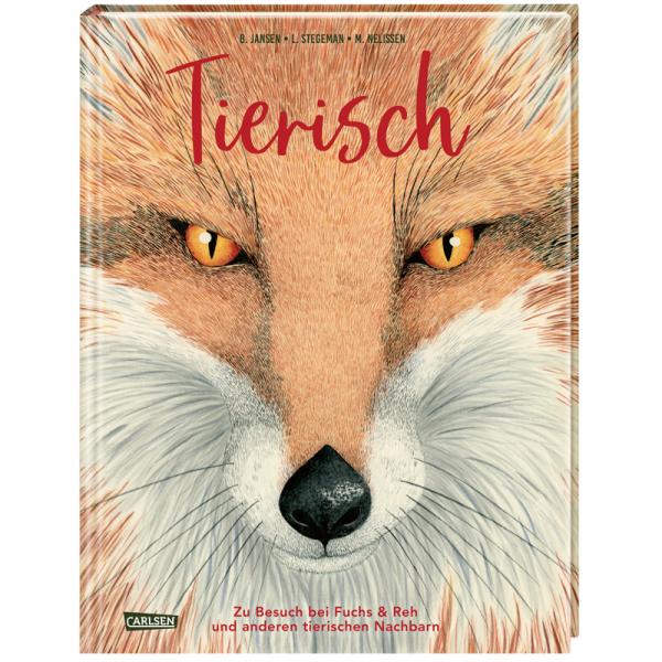 """Kinderbuch """"Tierisch"""""""