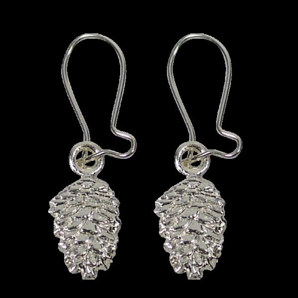 Ohrringpaar - Zapfen