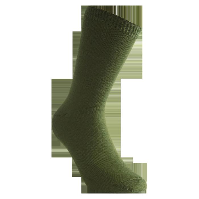 2f485f44ca3d4f Woolpower-Socke 400 pine green (Gr. 40-44)