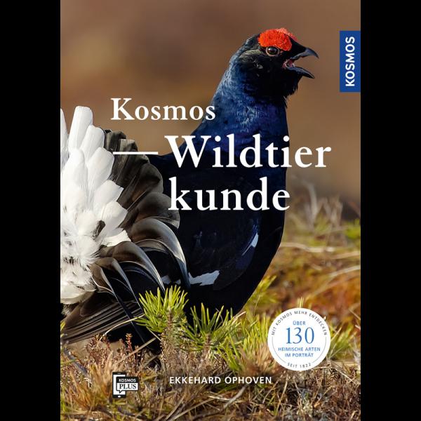 """Buch """"Kosmos Wildtierkunde"""""""