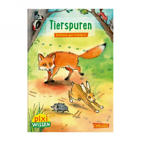 """Kinderbuch """"Pixi Wissen 107: Tierspuren"""""""