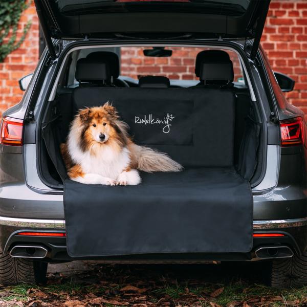 Rudelkönig Hunde-Kofferraumschutz