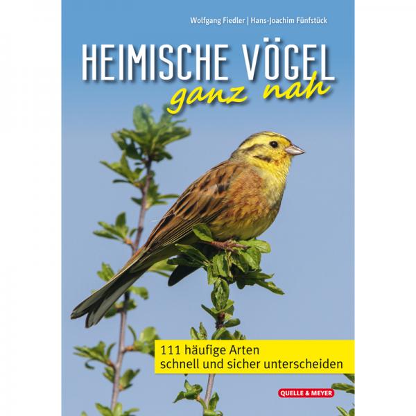 """Buch """"Heimische Vögel ganz nah"""""""