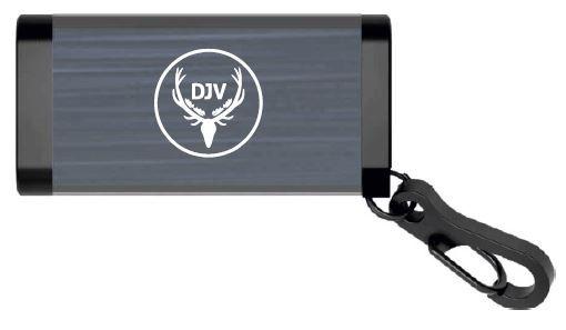 """LED Lenser Schlüsselbundleuchte """"K4R.2"""" - DJV-Edition"""