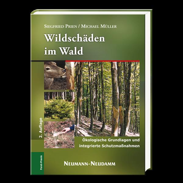 """Buch """"Wildschäden im Wald"""""""