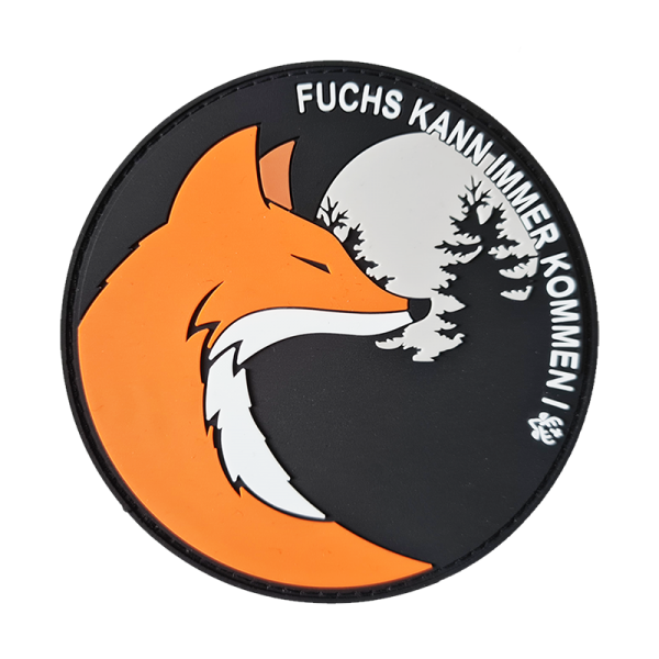 "Jagdstolz Patch ""Fuchs"""
